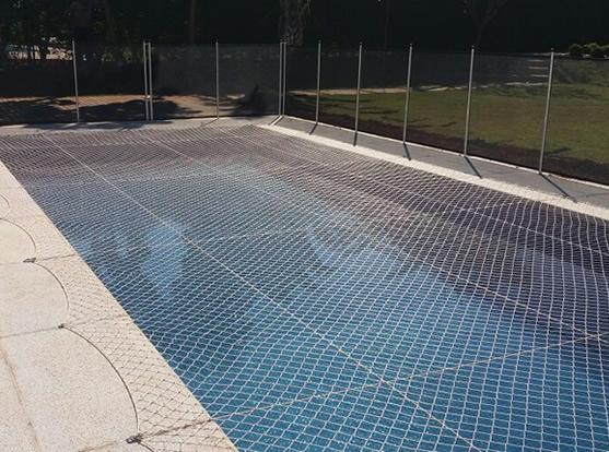 protecao piscinas Redes de Proteção para Piscinas