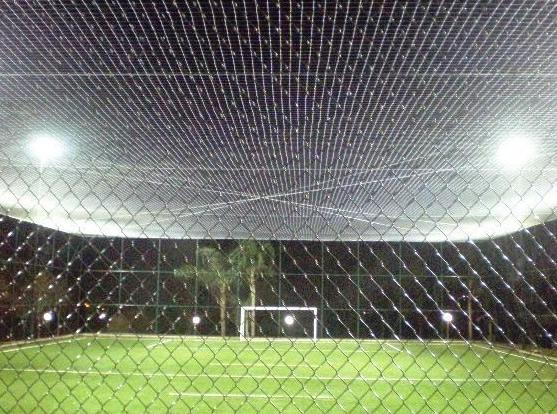 quadra esportiva Redes de Proteção para Quadra Esportiva