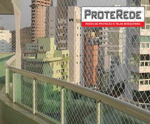 Redes de Proteção para Varandas